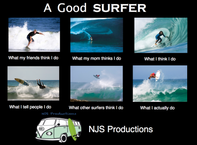 A good SURFER Check out NJS Productions on Facebook