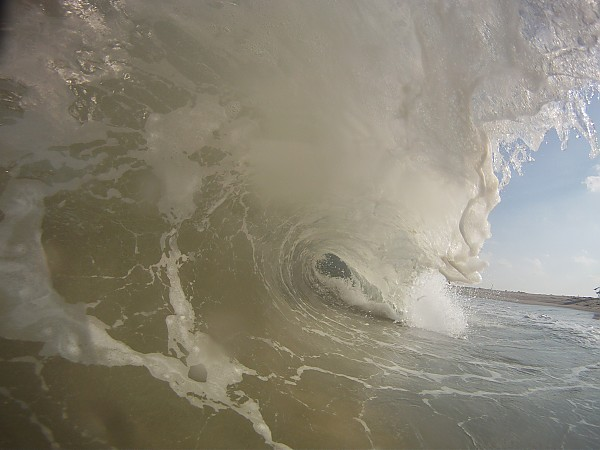 nj waves barrels beatiful just started photography