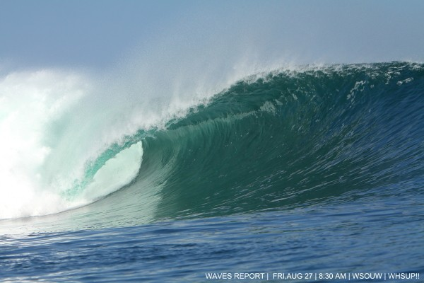 G-land Swell 27 august [url]http://tinyurl.com/gland27august[/url]