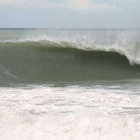 irene ormond bch. North Florida, Empty Wave photo