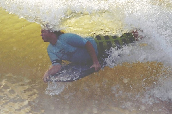 jenk's pro. New Jersey, Bodyboarding photo