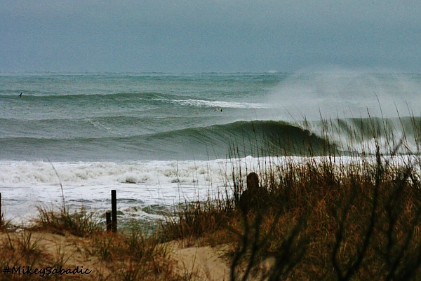 Buxton Bombs Huge south swell hitting the east coast