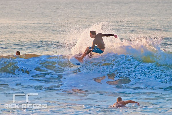 9-15-2011 Wrightsville Beach. Southern NC, Surfing photo