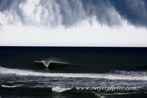 Creepy Aframe EI, NC. Southern NC, Empty Wave photo