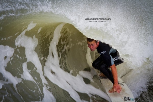 Dave Morris. Southern NC, Surfing photo