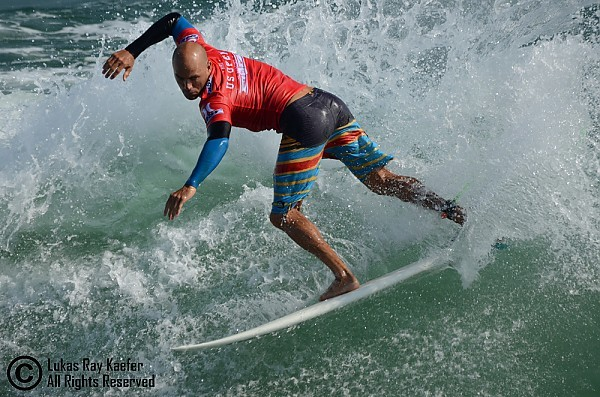 Kelly Slater, Backside Hack Kelly Slater, Round 2 Heat