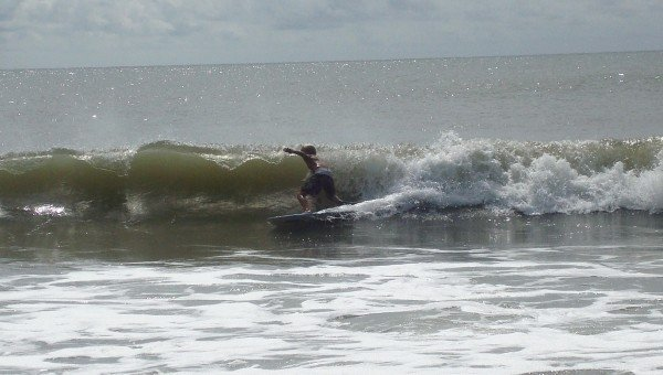Surf Cb Having Fun. Southern NC, Surfing photo
