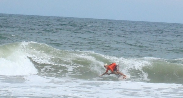 Wrap Cb. Southern NC, Surfing photo
