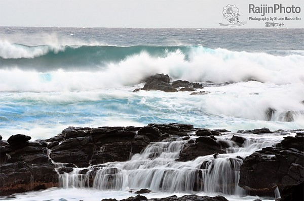 Hawaii Maui 11/11-11/12/11 NE Swell Honolua Hawaii