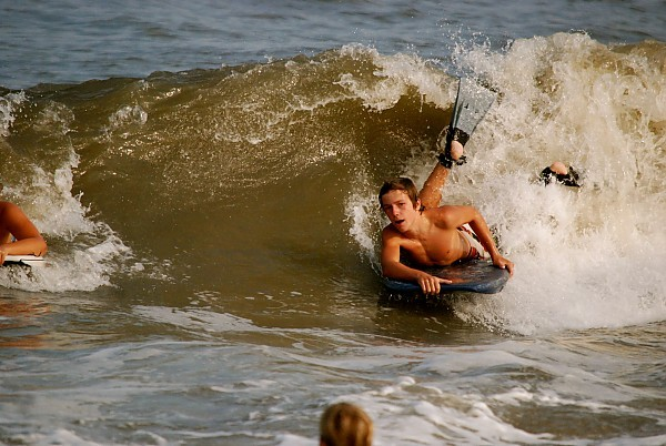 OCMD BodyBoarding. Delmarva, Bodyboarding photo