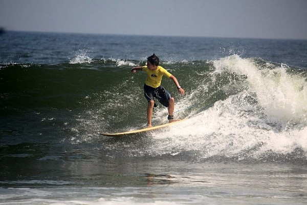 irene 2011 andrew schussler in irene. United States, Surfing photo