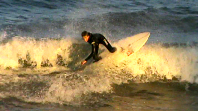 The Wall 10/15/11. Northern New England, Surfing photo