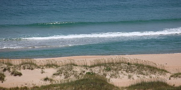 Open Wave OB Cape Hatteras Swell.
