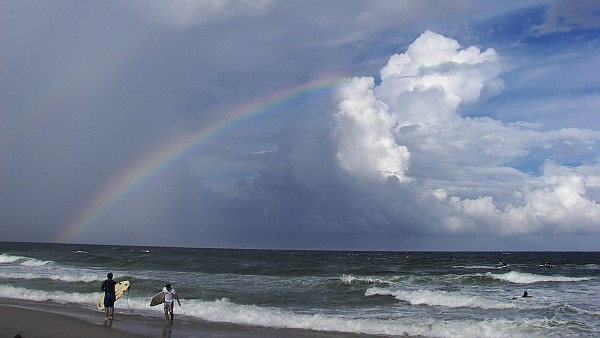 Rainbow Deefield Beach Deerfield Beach Surf