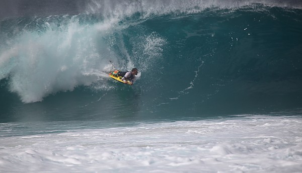 Hawaii boogy board HBB. United States, Bodyboarding photo