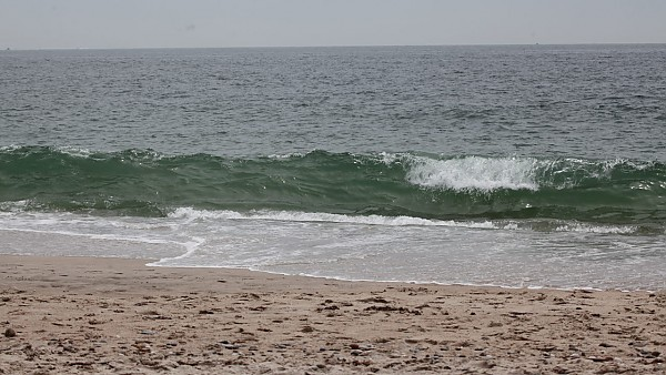 Up Down Open Wave. Southern New England, Empty Wave photo