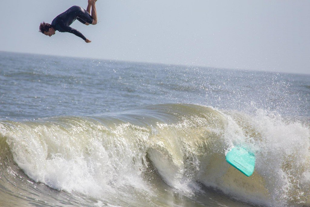 Delmarva, Surfing photo