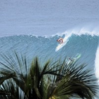 tres. Puerto Rico, Surfing photo