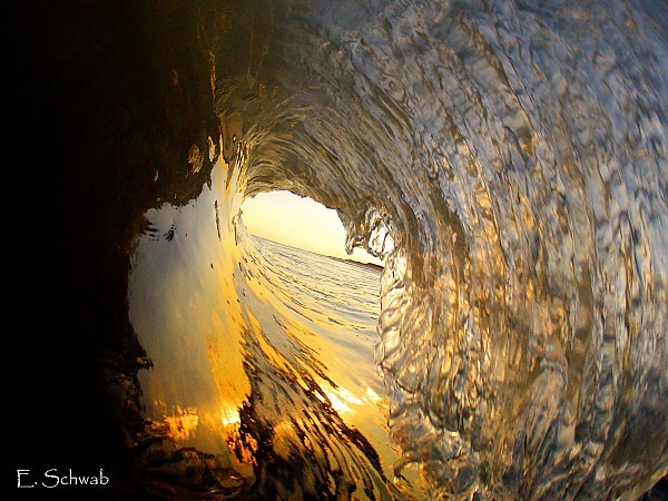 Sunset Glass. United States, Empty Wave photo
