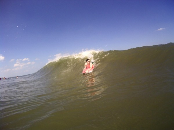 Today July 2nd Sequence 1. Delmarva, Bodyboarding photo