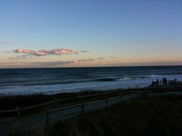 the cape. Northern New England, Empty Wave photo