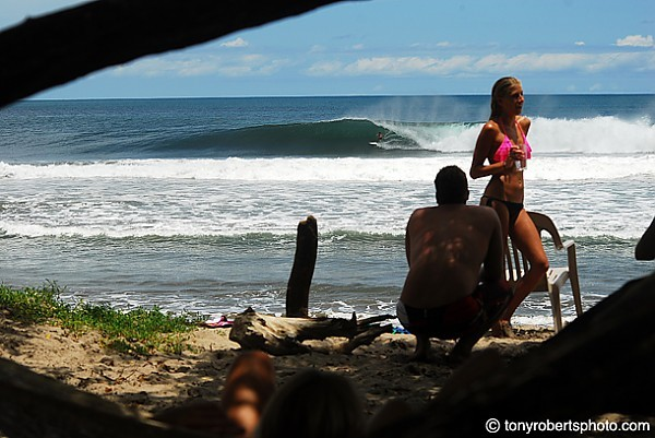 Costa Rica! Another day at Real Surf Trips