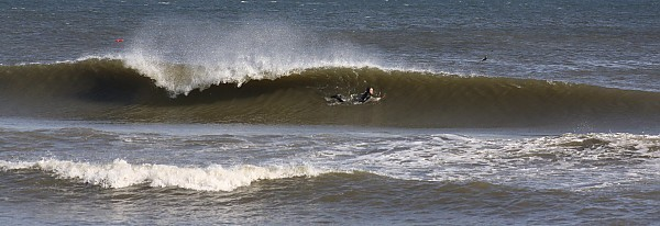 Ship Bottom, NJ Little tube. New Jersey, Surfing photo