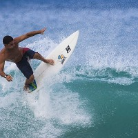 Puerto Rico Ramsey. Puerto Rico, Surfing photo