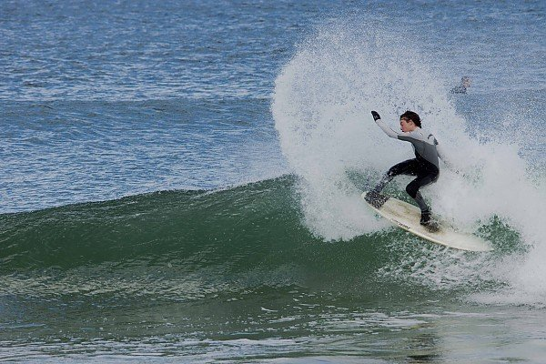Manasquan: May 10th, 2012 unknown rider. New Jersey, Surfing photo