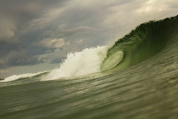 Tropical Storm Karen. United States, Empty Wave photo