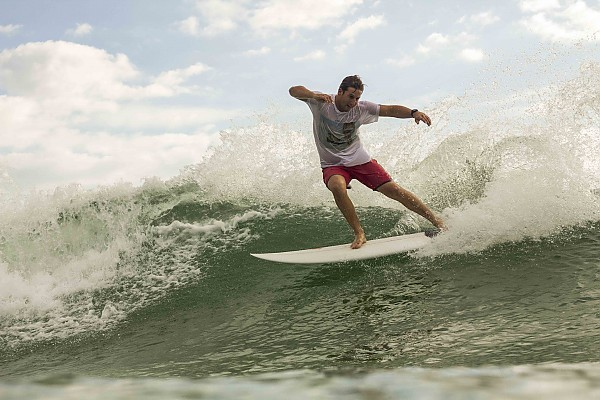 Tropical Storm Karen. United States, Surfing photo
