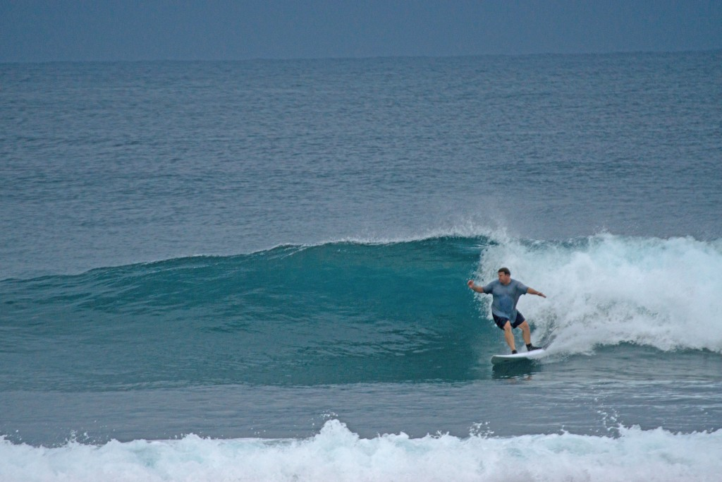 Sumatra, surfing photo