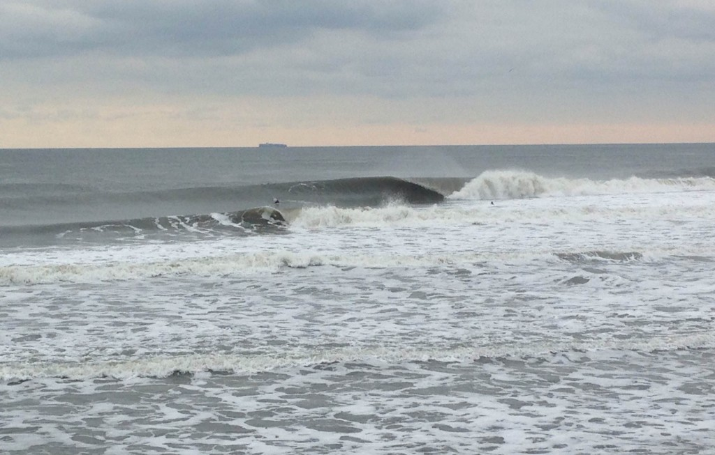 Feb 17. New Jersey, surfing photo