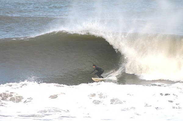 Bomb NJ Filth. New Jersey, Surfing photo