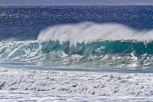 Oahu's North Shore Another day at the pipe....