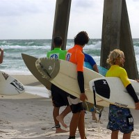 Pensacol Beach Contest 1st Annual Yancy Spencer Surf