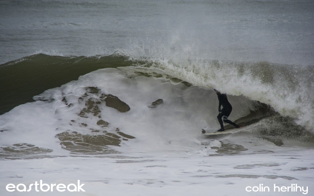 Colin Herlihy standing tall.. Delmarva, Surfing photo