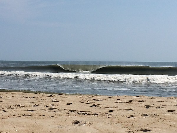 Cristobal//Rodanthe August 28th. United States, Empty Wave photo