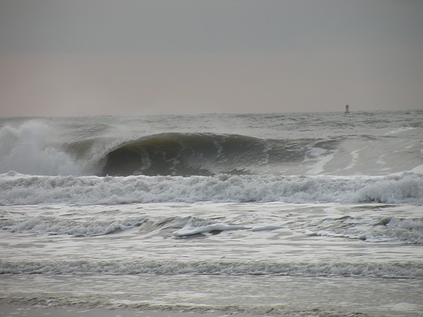 Atlantic City AC Left.. New Jersey, Empty Wave photo