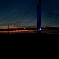 Indion River Inlet Bridge. Delmarva, Scenic photo