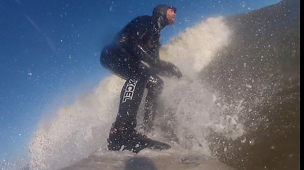 Obx 12/27/12 Having some fun with my gopro