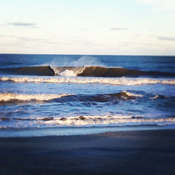 Obx 12/27/12 Some nice surf out today