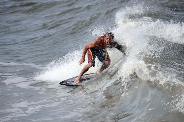 Skim Boarder Herring Point DE