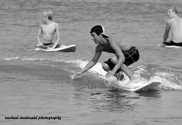 obx 2012 surfing/skimming. Virginia Beach / OBX, Surfing photo