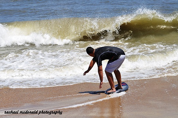 obx 2012 surfing and skimming. Virginia Beach / OBX, Surfing photo