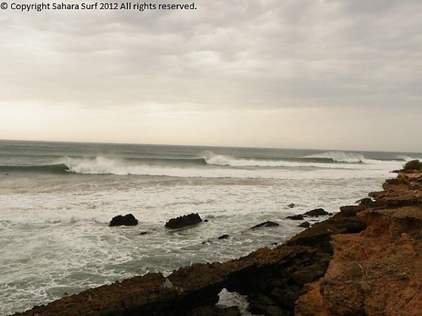 Surfing Morocco's northern coast with Sahara Surf [url]www.saharasurf.com[/url]