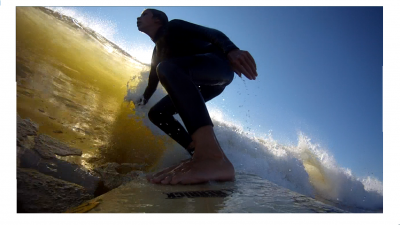gopro1. New Jersey, Surfing photo