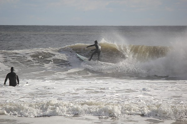 settin up unknown rider in seaside 12/28/11