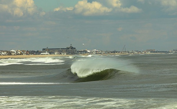 empty. New Jersey, Empty Wave photo