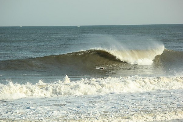october nj. New Jersey, Empty Wave photo
